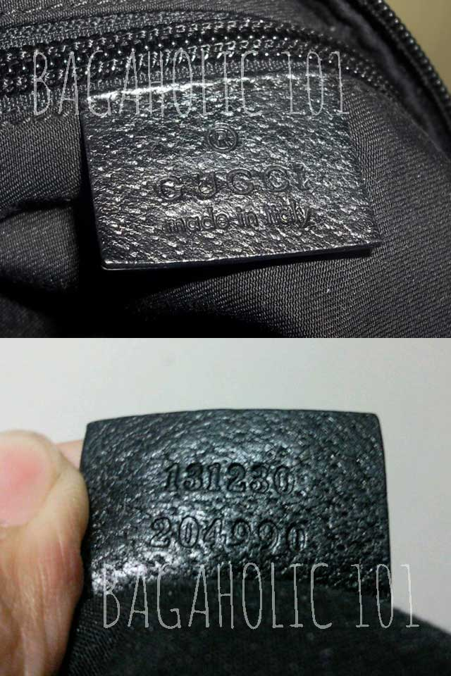 3d0b5c8832c7 Bag serial number of authentic gucci serial number check how to tell if a gucci  bag
