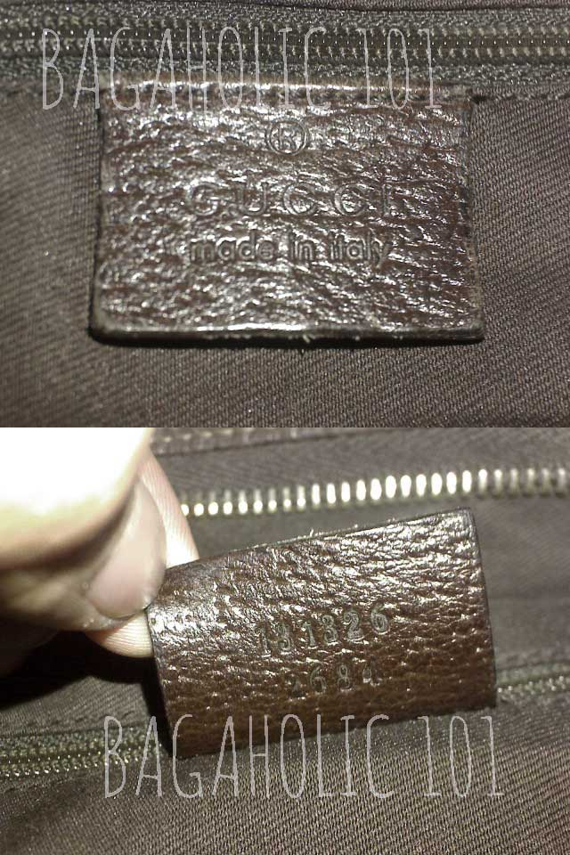 Bag serial number of authentic Gucci 131326 2684 - Gucci Serial Number Check - How to Tell if a Gucci Bag is Real