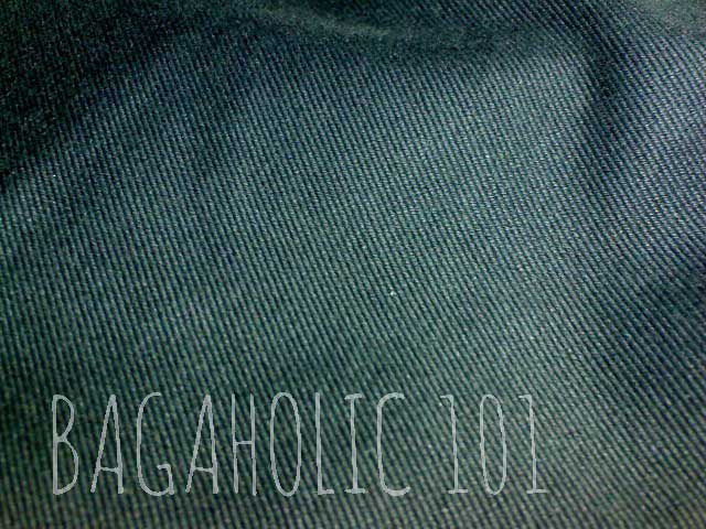 Black soft cotton lining of an authentic Gucci bag - Tips on Original Gucci Bags on Sale - How to Tell if a Gucci Bag is Real
