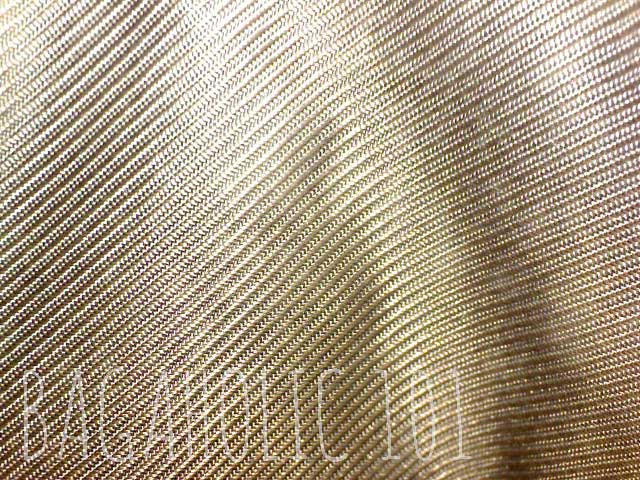 Brown waxy cotton lining of an authentic Gucci bag - Tips on Original Gucci Bags on Sale - How to Tell if a Gucci Bag is Real