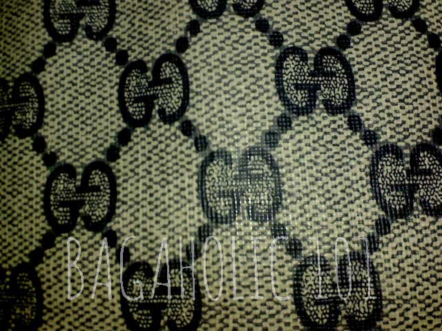 Coated monogram canvas in Gucci vintage accessory collection - Original Gucci Bags on Sale - How to Tell if a Gucci Bag is Real