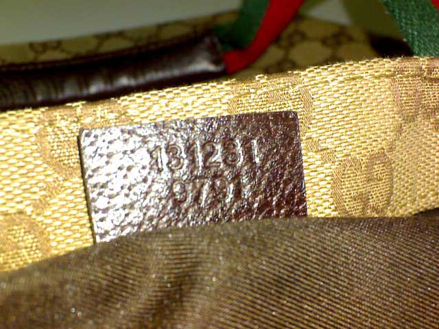 Fake Gucci bag with serial number 131231 9791- Gucci Serial Number Check - How to Tell if a Gucci Bag is Real