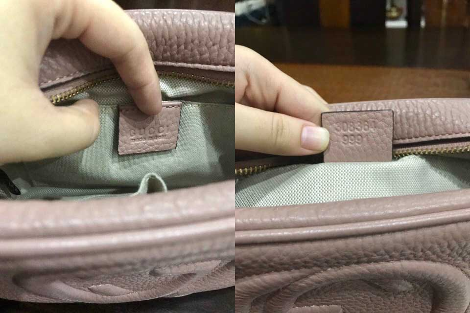Fake Gucci bag with serial number 308364 9991 - Gucci Serial Number Check - How to Tell if a Gucci Bag is Real