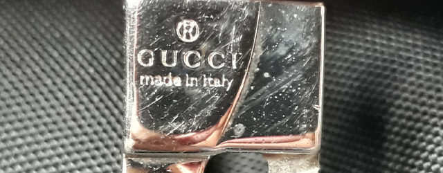 Gucci Hardware Details - 'Authentic Gucci Bag' - Ultimate Guide on How to Tell if a Gucci Bag is Real or Fake - Bagaholic 101