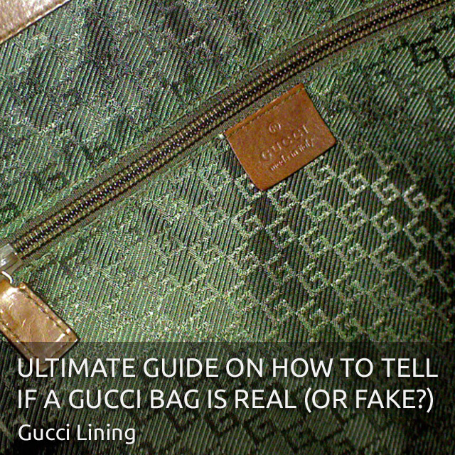 Gucci Lining Marks and Details - 'Authentic Gucci Bag' - Ultimate Guide on How to Tell if a Gucci Bag is Real or Fake - Bagaholic 101