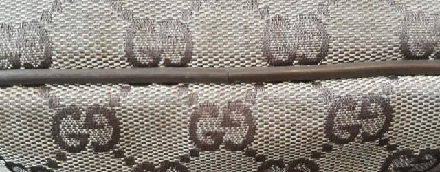 Gucci Seams Marks and Details - 'Authentic Gucci Bag' - Ultimate Guide on How to Tell if a Gucci Bag is Real or Fake - Bagaholic 101