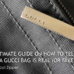 Ultimate Guide on How to Tell if a Gucci Bag is Real (or Fake)? – Gucci Bag Zipper