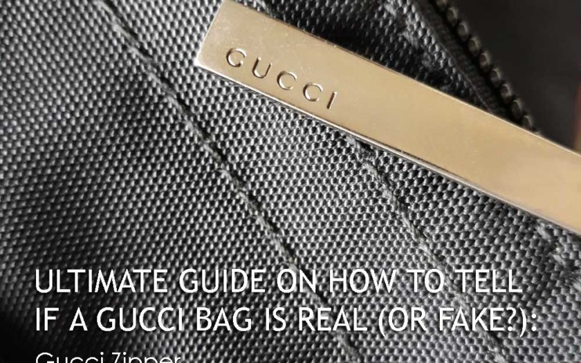 Gucci Handbag Zippers