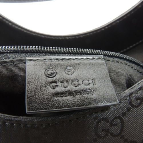Gucci leather tag marked with G for outlet store 6 - Tips on Original Gucci Bags on Sale - How to Tell if a Gucci Bag is Real