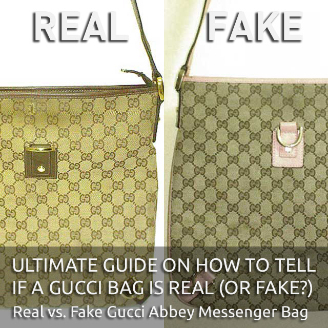 Compare Real vs. Fake Gucci Abbey Bag - 'Authentic Gucci Bag' - Ultimate Guide on How to Tell if a Gucci Bag is Real or Fake - Bagaholic 101