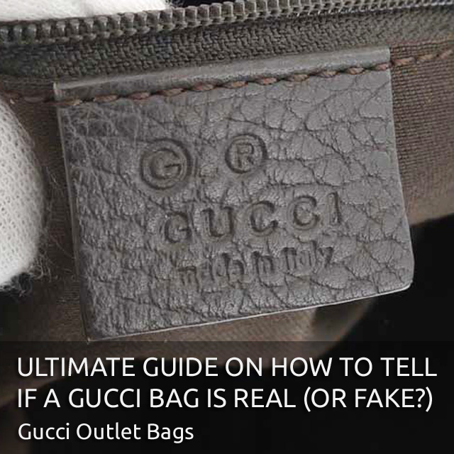 923ad703f5429a Authentic Gucci Bag Without Serial Number | Stanford Center for ...