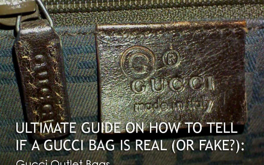 Gucci Outlet Bags - Ultimate Guide Before Buying Gucci Purses on Ebay - How to Tell if a Gucci Bag is Real (or Fake)