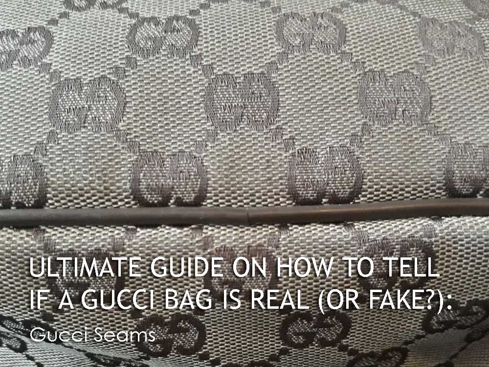 Gucci Seams -