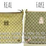 Ultimate Guide on How to Tell if a Gucci Bag is Real (or Fake)? – Case Study: Comparing a Real vs. Fake Gucci (Gucci Abbey Messenger)