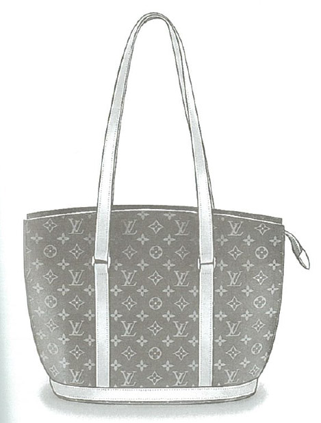 Louis Vuitton Monogram Canvas Babylone bag M51102