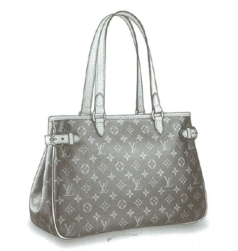 Louis Vuitton Monogram Canvas Batignolles Horizontal bag M51154