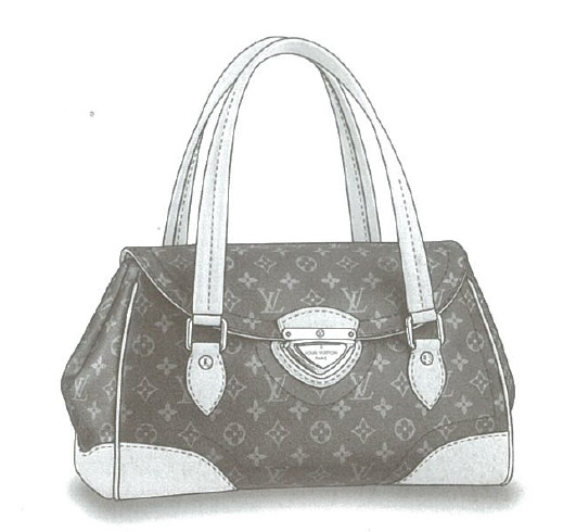 Louis Vuitton Monogram Canvas Beverly GM bag M40120