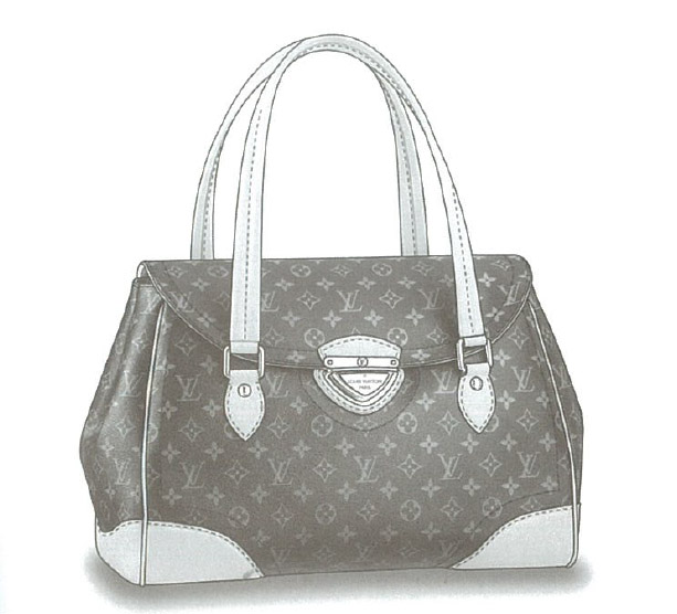 Louis Vuitton Monogram Canvas Beverly XXL bag M40119