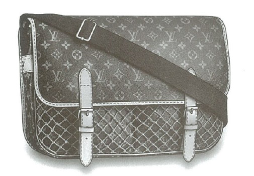Louis Vuitton Monogram Canvas Congo MM messenger bag M40116