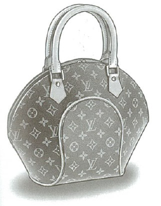 Louis Vuitton Monogram Canvas Ellipse PM bag M51127