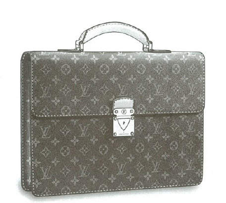 Louis Vuitton Monogram Canvas Laguito bag (Briefcase with one compartment) M53026