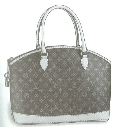 Louis Vuitton Monogram Canvas Lockit Horizontal bag M40104