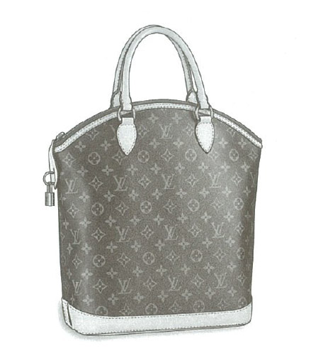 Louis Vuitton Monogram Canvas Lockit Vertical (M40103)