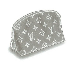 Louis Vuitton Monogram Canvas Poche cosmétique (Cosmetic pouch) M47515