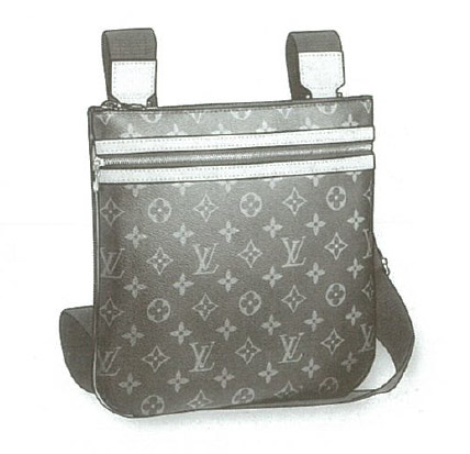 Louis Vuitton Monogram Canvas Pochette Bosphore bag M40044