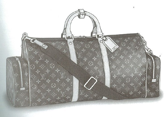 Louis Vuitton Monogram Canvas Sac Gymnastique (Gymnastics Bag) M92959