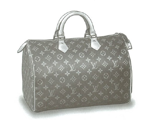 Louis Vuitton Monogram Canvas Speedy bag M41522, M41524, M41526, M41528