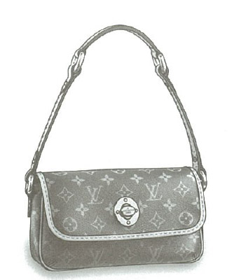 Louis Vuitton Monogram Canvas Tikal PM bag M40078