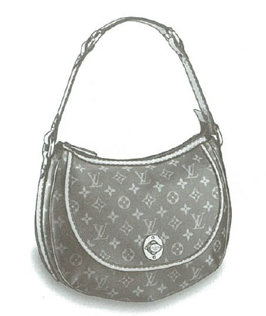 Louis Vuitton Monogram Canvas Tulum PM bag M40076